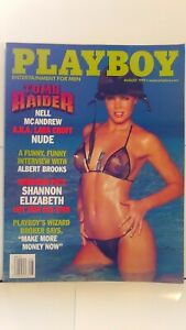 Shannon elizabeth playboy august 1999