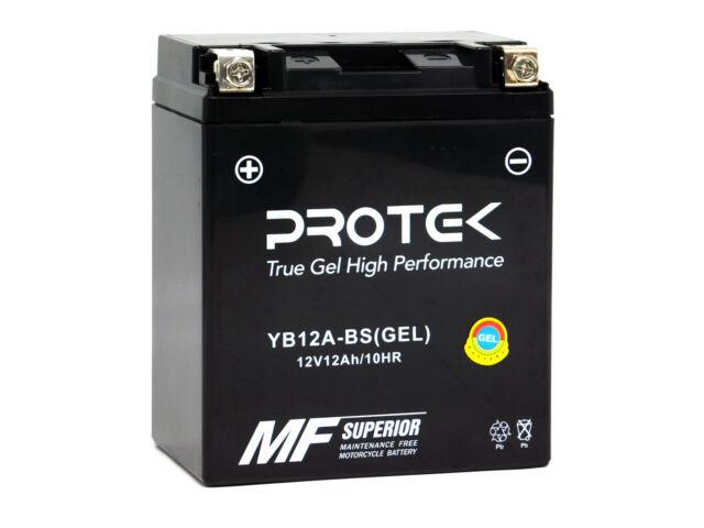 YB12A-A YB12C-A 12V 12Ah GEL Battery for Yamaha Grizzly YFM 125 Timber Wolf 250