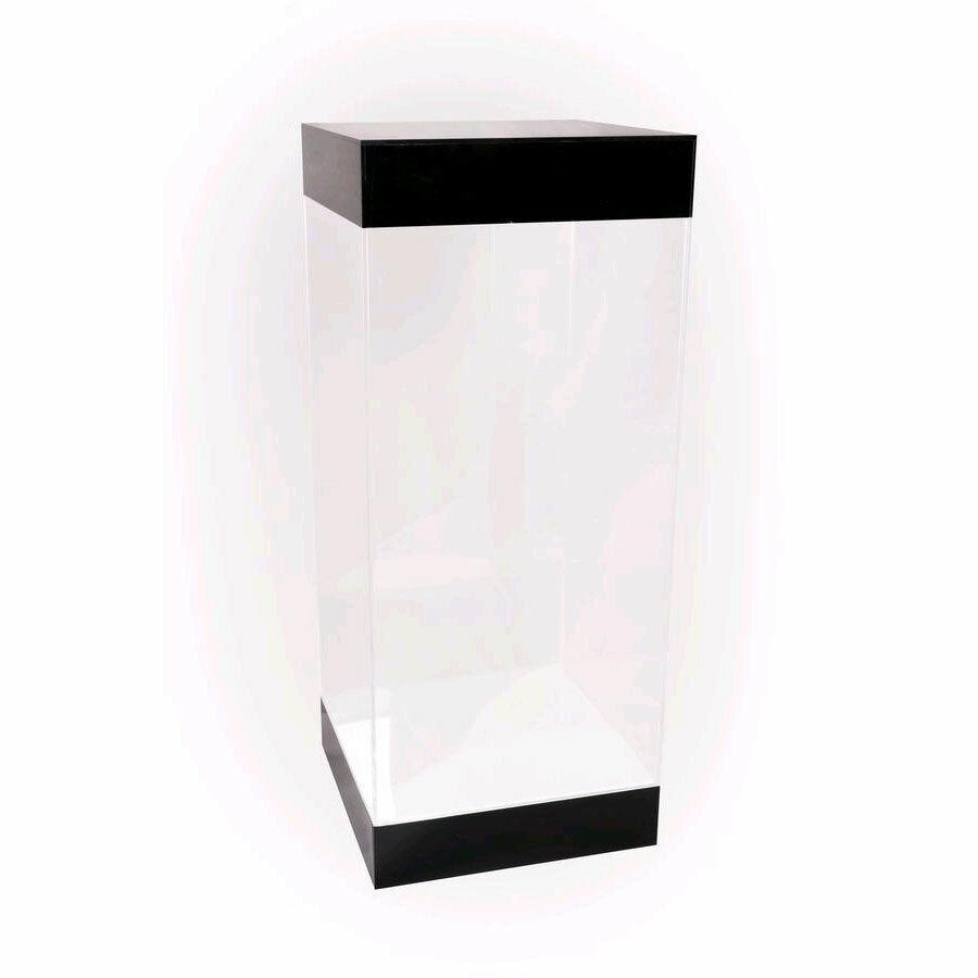 Light-Up Light-Up Acrylic Display Case 204 x 204 x 400mm