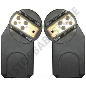 autositz adapter quinny zapp sitz f r maxi cosi cabrio neu. Black Bedroom Furniture Sets. Home Design Ideas