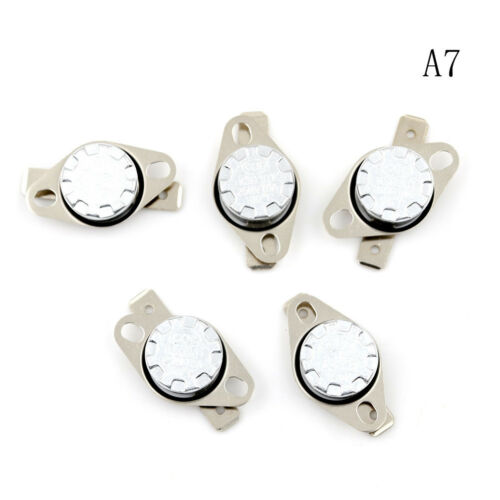 5x KSD301 Thermostat Normal Open NO Temperature Thermal Temp Control Switch Nh