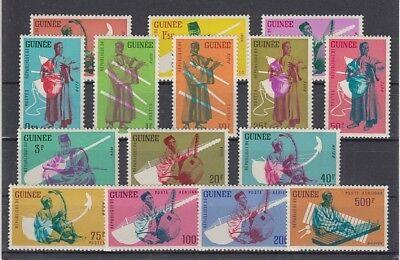 2019 Neuer Stil D. Guinea 113 - 27 Musik Musikinstrumente ** (mnh) HöChste Bequemlichkeit