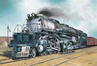 Revell Germany Plastic Model Kit Big Boy Steam Locomotive & Tender 1/87 Scal