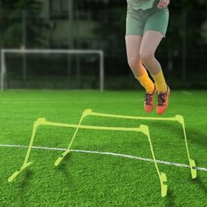 c6f6aeffe Image is loading 2Pcs-Football-Soccer-Training-Aid-Agility-Ladder-Speed-