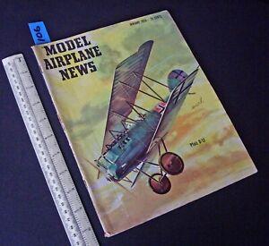 1956-Jan-Vintage-Model-Airplane-News-USA-Aeromodelling-Hobby-Magazine-106
