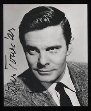 Louis Jourdan Signed Vintage Photo Autographed AUTO Signature