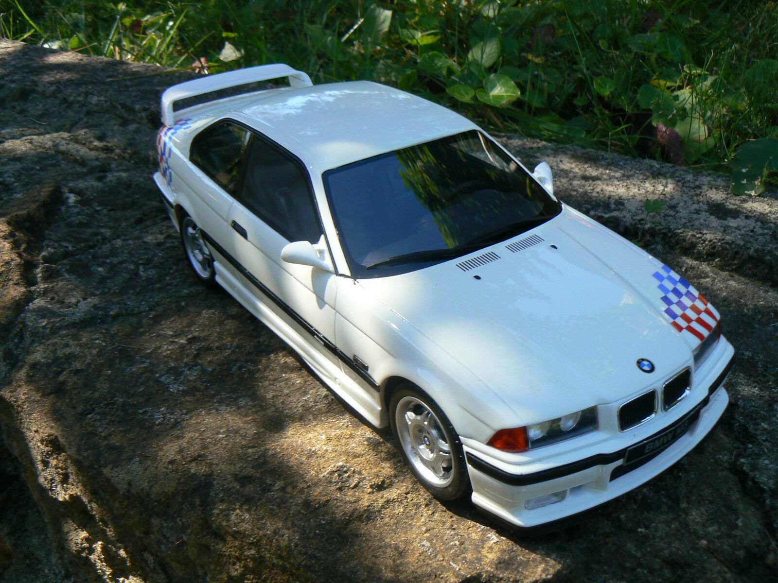 bmw bmw bmw m3 e36 lightweight 1/18 1:18 1 18 otto ottomodels ottomobile boxed boité c72bac