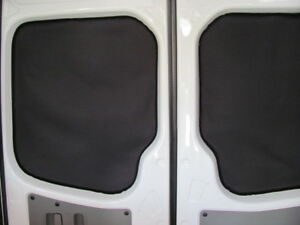 Mercedes-Sprinter-rear-door-windows-privacy-curtains-magnetic-insulated-Cordura