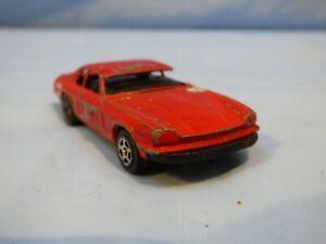 Vintage-Corgi-Juniors-1975-Rojo-Jaguar-XJS-V12-Grand-Tourer-Diecast-Modelo-Coche-de-juguete