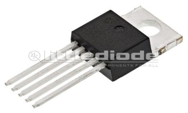 Microchip TC74A0-5.0VAT Temperature Sensor -40 → +125 °C ±2°C Serial-I2C