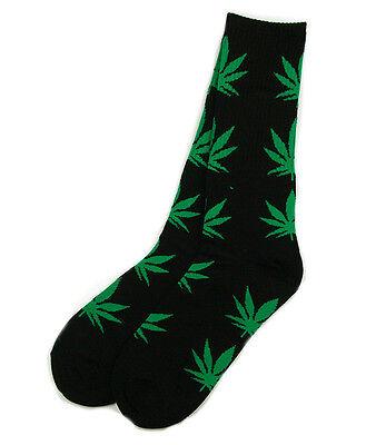 Maple High Men Women Leaf Cotton Marijuana Weed Ankles Socks Colorful New J