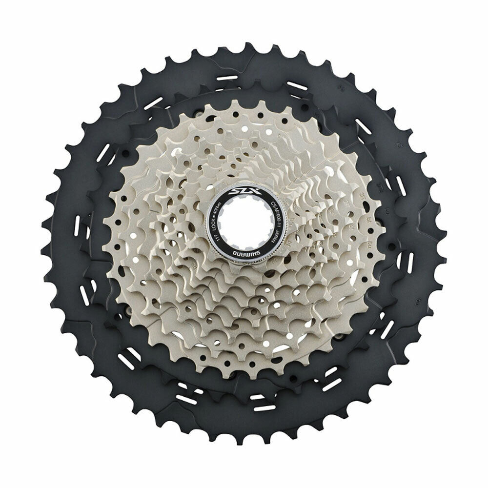Shimano SLX M7000 11 Speed Rear  cassette Cycle Gears 11 - 42 T  considerate service