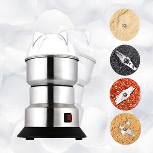 Electric-Coffee-Grinder-Grinding-Milling-Bean-Nut-Spice-Matte-Blender