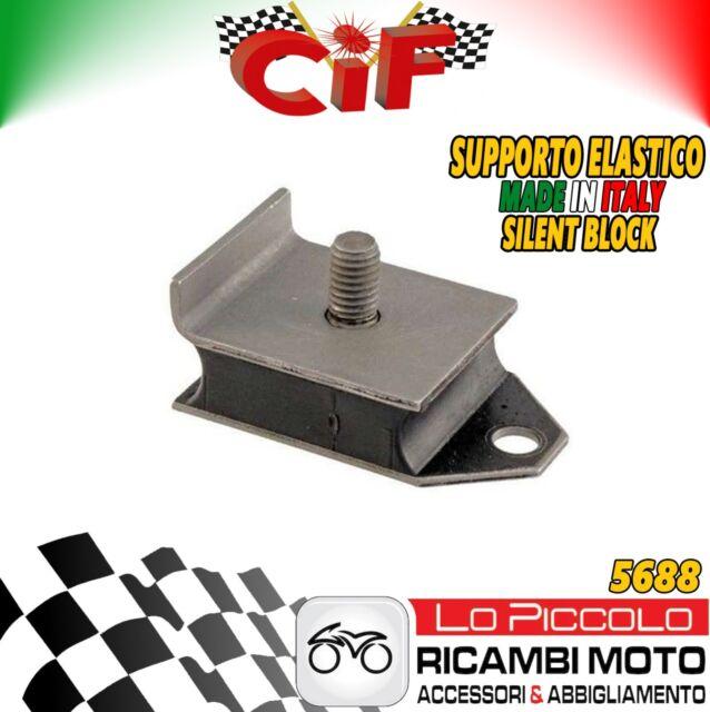Support Élastique Moteur Pivot Avec Filetage Diamètre 10 MM D piaggio ape 50 250