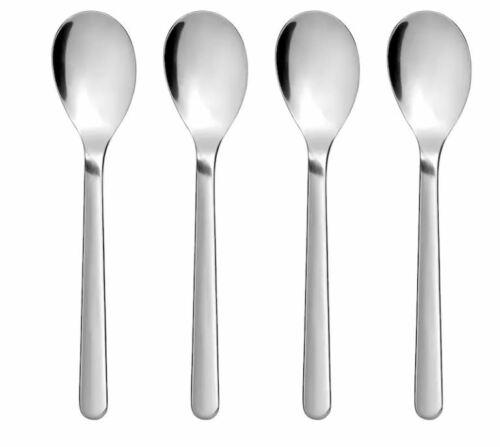 stainless steel 4 pack 804.284.75 UK-BMCR 4 X IKEA New FÖRNUFT Teaspoon