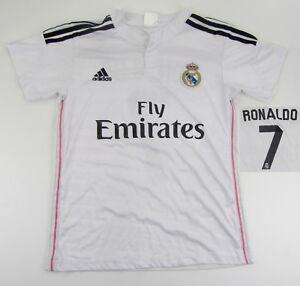 355a42c3 Image is loading REAL-MADRID-7-CRISTIANO-RONALDO-FOOTBALL-SOCCER-SHIRT-