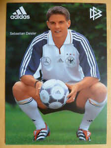 Sebastian-Deisler-DFB-Autogrammkarte-unsigniert