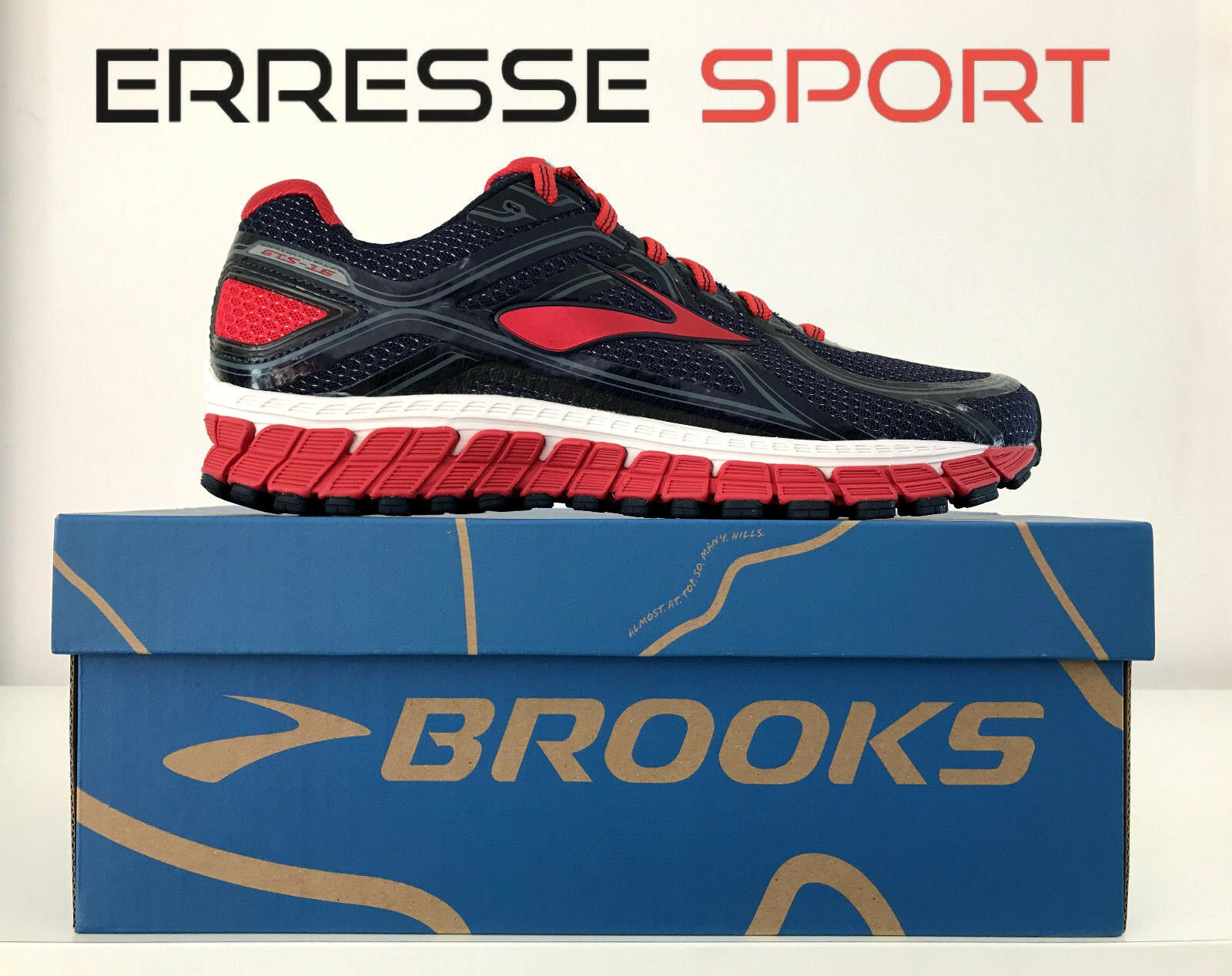 Brooks adrenaline gts 16 zapatos long board