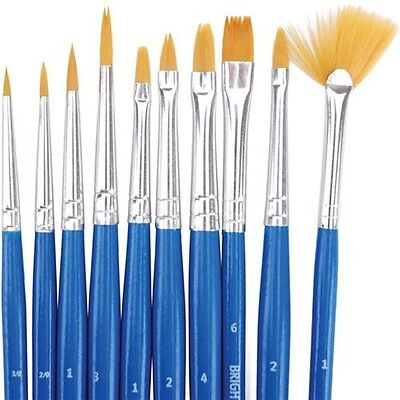 Reeves Golden Synthetic Brush Set - 448381