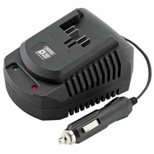 Draper D20 Battery series 12v in car charger 90498