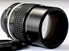 * NEAR MINT* Nikon 135mm F2.8 Ai-s F3HP FM2N FE2 FM3A F2 D7000 D750 D610 D800