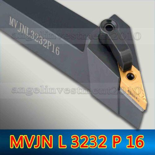 MVJNL3232P16 32×170mm Index External Lathe Turning Holder For VNMG1604 inserts