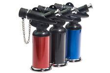 Mini Micro Gas Metal Refillable Blow Torch Piezo Butane Craft Hobby Marquetry