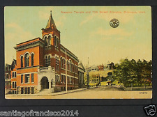 IOWA 575-Dubuque, Masonic Temple and 11th Street Elevator.