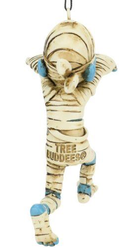 Tree Buddees Walking Mummy Creepy Halloween Tree Ornament Christmas Ornaments