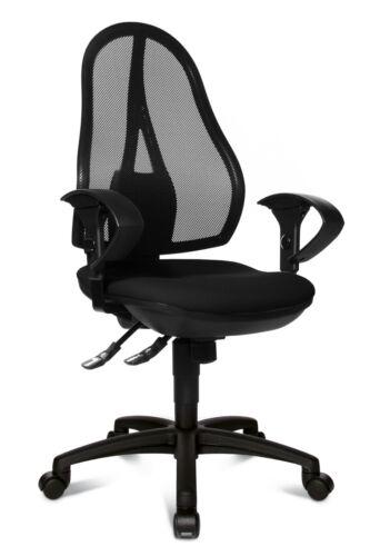 Bürostuhl Schreibtischstuhl Gamer Topstar Drehstuhl Open Point SY schwarz B-Ware