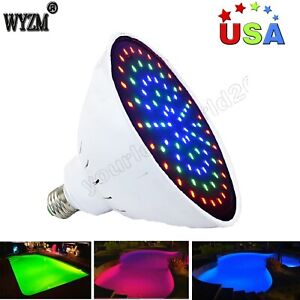 120v 35w Inground Pool Led Lights Color Changing For