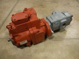KPM Kawasaki Hydraulic Piston Pump K3VL60/B - Swanson Industries Part#: 562586