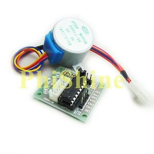 5V-ULN2003-28BYJ-48-4-Phase-Stepper-Motor-with-Driver-Board-for-Arduino-PI-PIC-A