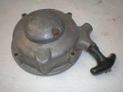 1 unidades arranque manual mano Starter quitanieves Loncin 6-7 CV Ø aprox 175 mm