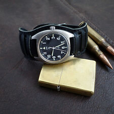 CWC Vintgae 1979 W10 Broad Arrow Pheon Watch British Army Issued Watch ETA 2750