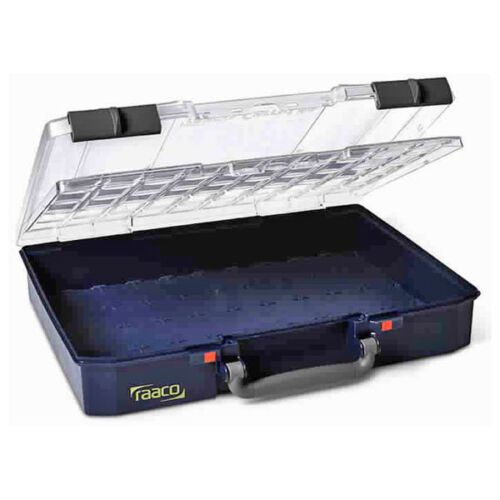 Raaco 142359 Carrylite 80 5x10-0 With Double /& /'U/' Profile Lid
