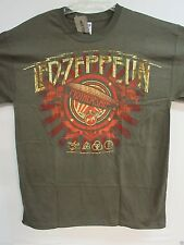 NEW - LED ZEPPELIN MOTHERSHIP BAND / CONCERT / MUSIC T-SHIRT 2XL / X X LARGE