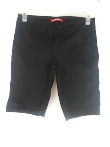 Unionbay-Girls-Short-Size-9-Youth-Black