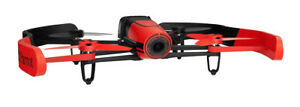 New Red Parrot BeBop Drone 14MP Full HD 1080P Camera...