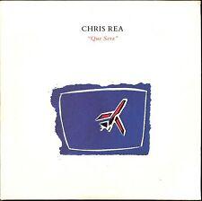 CHRIS REA - QUE SERA - CARDBOARD SLEEVE CD MAXI