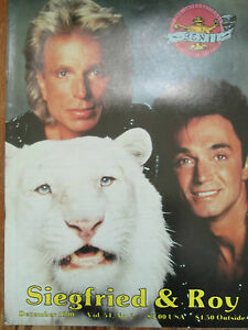 1990-Genii-Magic-Magazine-Siegfried-amp-Roy-Head-of-Urus-Illusion