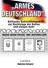 Armes Deutschland von Hubertus Scheurer (2011, Taschenbuch)