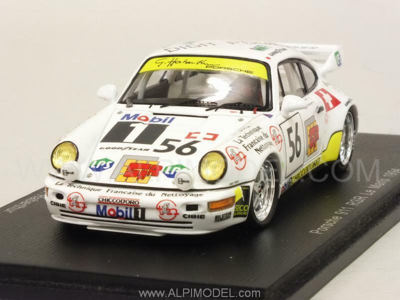Porsche 911 RSR Le Mans 1994 Vuillaume - Goueslard - Habert 1 43 SPARK S4444