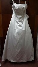 Moonlight Bridal * Wedding Dress * Size 16 * Style E-1403 * Preserved