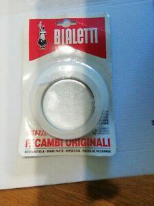 filtre +3 joints cafetière italienne 9 tasses Bialetti