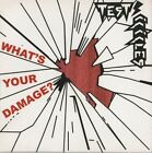 TEST ICICLES What's your damage 4 TRACK CD NEW - NOT SEALED