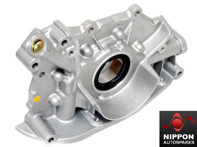 NEW GENUINE NISSAN SKYLINE GT-R R32 R33 R34 RB26DETT N1 OIL PUMP 15010-24U01