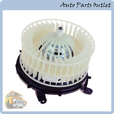 Brand New Heater Blower Motor W/ Fan for CL500 CL55 AMG CL600 S350 S430 S500