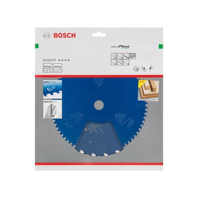 Bosch Hm-Sägeblatt 240x2,8x30 Z48 2608644069 Expert for Wood, für Handkreissägen