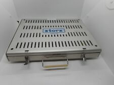 Karl Storz Sterilization Surgical Instrument Tray Container Prs4180 Educatnvet